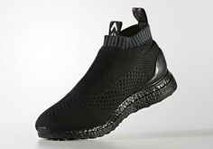 huge selection of 9034a b2fc6 adidas ACE 16 PureControl Ultra Boost Triple Black Release Date. The adidas  ACE PureControl Ultra Boost receives a Triple Black color scheme for