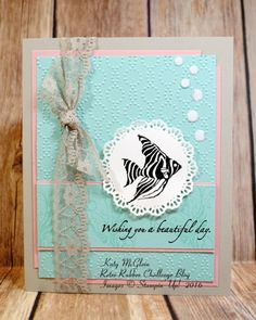 Ocean Commotion, Stampin' Up! RRCB