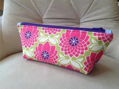 Here's a quick and easy sewing project. Complete with step by step instructions…