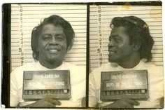James Brown in 1988 after a South Carolina jury found him guilty of aggravated assault, weapons possession, and failure to stop for police.