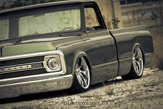 A Decade of Diligence: Andy's Bagged C10. by Jasper Ash, via Flickr