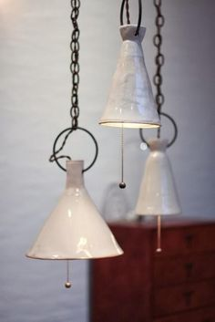 Handmade by Natalie Page. These are exactly what I want for my Cabin Kitchen