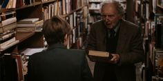 The Last Bookshop (2013) features a dystopian future where books are only found in one place.
