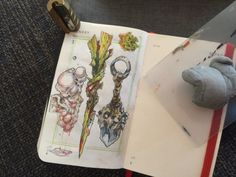 123 of 365 Drawing Journal, Sketchbook Drawings, Sketchbook Pages, Art Sketches, Sketchbook Ideas, Amazing Drawings, Cool Drawings, Drawing Tutorials, Drawing Ideas