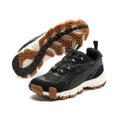 Détails sur Puma Hommes Course Chaussure Duplex Souffle Noir Blanc Taille 46 Nouvelles
