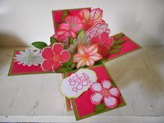 Stampin' Up! SECRET GARDEN CARD IN A BOX by Suzanne Johnson www.gottastampwithsuzanne.com