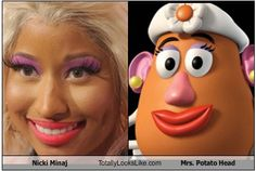 A Few Funny Look Alikes! SO PERFECT...