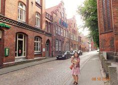 Lubeck #Germany - #Summer #TravelPhoto