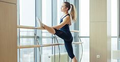 If you're new to barre, this workout is perfect for you. This low-impact, big results workout is designed to tone and strengthen your entire body, with particular attention paid to improving your posture and balance.