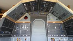 millenium falcon interior images - Google Search