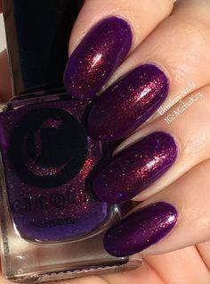 ehmkay nails: Cirque Colors Coronation