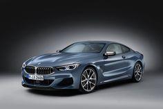 BMW 8 Coupe – az autópályák elegáns királya