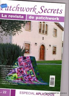 Patchwork Secrets 22 - Majalbarraque M. - Álbuns da web do Picasa