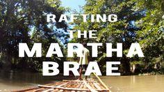 Rafting the Martha Brae - Trelawny, Jamaica