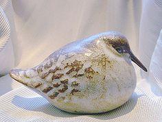 Andersen Studio Ceramic Birds: The Gentle Sandpiper