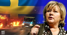 A new report from researchers and police in Sweden has revealed a huge increase of crimes and assaults carried out on paramedics, fire-fighters and police.