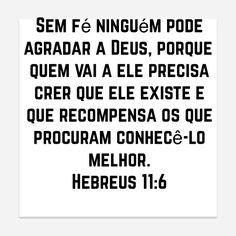 Hebreus 11:6