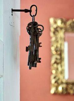 Decorative Keys, good feng shui