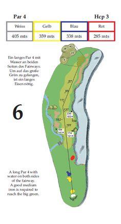Tee 6 Golfclub Gut Altentann