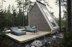 maison en bois finlande
