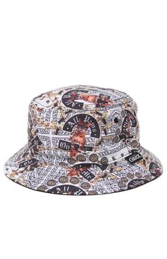 PacSun presents the Original Chuck All Paws On Me Reversible Bucket Hat for  men. This b2c8980a5e7f