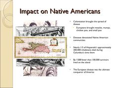 what was one negative result of the columbian exchange