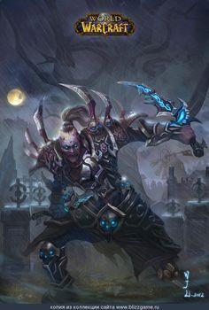Brills Death Rogue by Jun Lin Wang