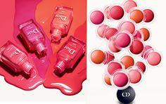 Dior Mix and Match Cream Blushes and Nail Polishes for Summer 2013 (5)