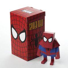 Spider Man Marvel Momot