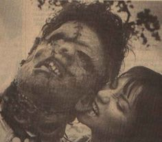 """""""Texas Chainsaw Massacre 2"""" behind the scenes"""