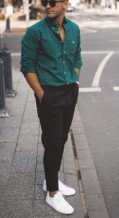 5 coolste Street Ready Outfits f r M nner Source by casual styles Style Outfits, Trendy Outfits, Fashion Outfits, Fashion Tips, Dinner Outfits, Summer Outfits, Business Dress, Formal Men Outfit, Look Man
