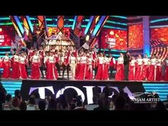 Shahrukh Performance in TOIFA Dubai 2016
