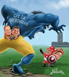 CaPiTão Lula encara o monstro da CPI