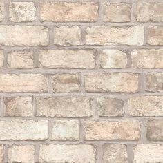Farmhouse Brick Wallpaper, Farmhouse Living Wallpaper Book by Norwall and Patton Wallcovering Brick Wallpaper Vintage, Exposed Brick Wallpaper, Farmhouse Wallpaper, Look Wallpaper, Brick Wallpaper Roll, Stone Wallpaper, Brown Wallpaper, Kitchen Wallpaper, Wallpaper Panels