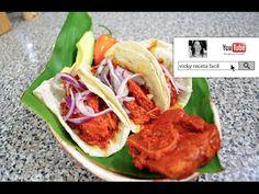 Cochinita pibil fácil y en estufa - YouTube