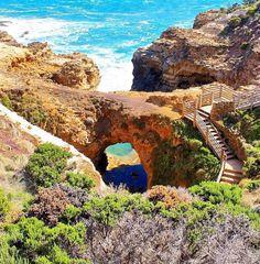 The Grotto, Victoria via #instagram # travelandleisure  #thevoyagersclub #avoyagerseye