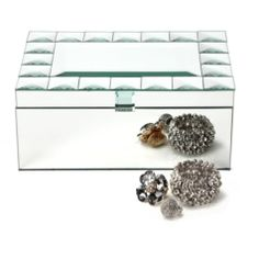 Deco Mirror Jewelry Box   Jewelry Boxes   Accessories   Decor   Z Gallerie