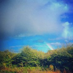 #rainbow Iphone Photography, Rainbow, River, Mountains, Amazing, Nature, Painting, Outdoor, Art