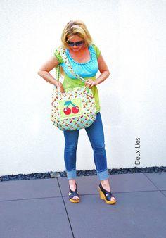 Farbenmix Beuteltasche Taschenspieler 3 Geburtstagsgeschenk für eine liebe Freundin