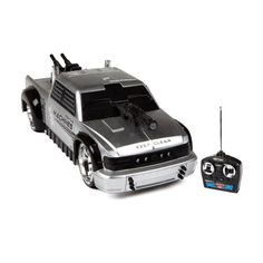 1:14 Electric Remote Control Ready-to-Run Fighting Machines Tornado Truck at 52% Savings off Retail!
