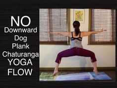 40 Minute Wrist Free Hands Free Yoga Flow for Lower Body Strength - Inte...