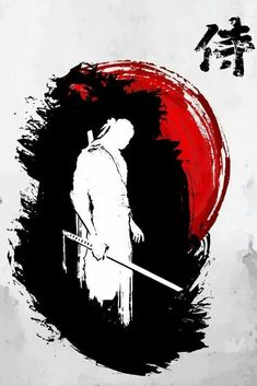 Ronin Samurai poster by from collection. By buying 1 Displate, you plant 1 tree. Samurai Warrior Tattoo, Ronin Samurai, Samurai Artwork, Ninja Art, Japanese Warrior, Ju Jitsu, Bild Tattoos, Desenho Tattoo, Japan Art