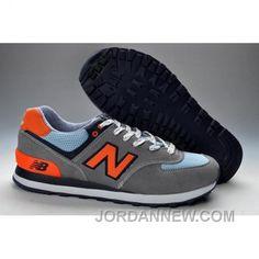 http://www.jordannew.com/new-balance-574-womens-orange-grey-blue-shoes-authentic.html NEW BALANCE 574 WOMENS ORANGE GREY BLUE SHOES AUTHENTIC Only $74.00 , Free Shipping!