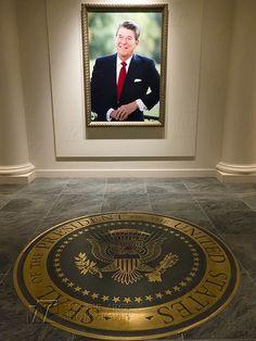 Ronald Reagan Library | Presidential Library 2014