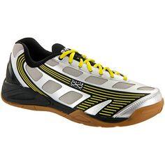 Unisex Hi-TEC Squash Classic Court Indoor Sport Trainer Shoes Non Marking Soles