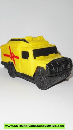 transformers movie RATCHET burger king bk happy meal toy 2007