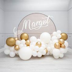 Balloon Backdrop, Balloon Garland, Balloon Decorations, Birthday Decorations, National Wedding Show, Balloons Galore, Flower Art Images, Construction Theme Party, Bubblegum Balloons