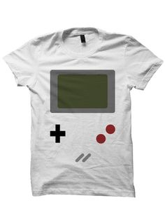 GAMEBOY T-SHIRT VIDEO GAME SHIRTS FUNNY SHIRT #GEEK #VIDEOGAME #GAMEGEEK CHEAP GIFTS BIRTHDAY GIFTS CHRISTMAS GIFTS  [YOU GO GLEN COCO]  Color Options: White, Grey Sizes: xs-XL (Anything 2X & over requires additional pricing)   PLEASE READ:   Made with 100% cotton. Digitally printed with D...