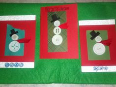 Christmas cards by Jane