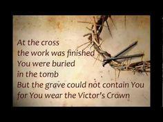 Victor's Crown (DarleneZschech-IsraelHoughton-KariJobe) with lyrics,   ***Love this song*****